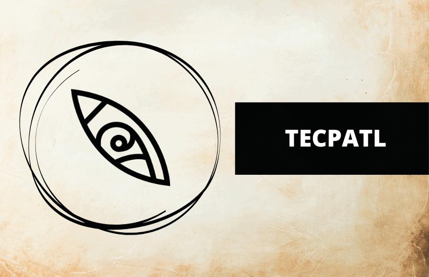 Tecpatl Aztec symbol meaning