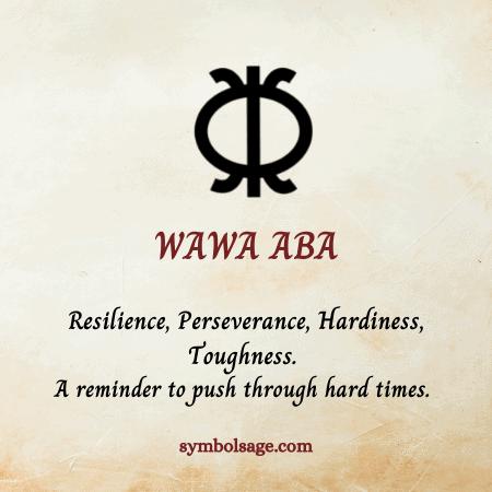 wawa aba symbol meaning