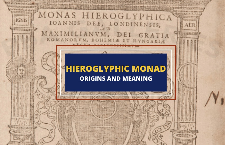 what is the hieroglyphic monad