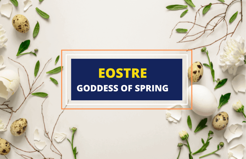 Who is Eostre goddess