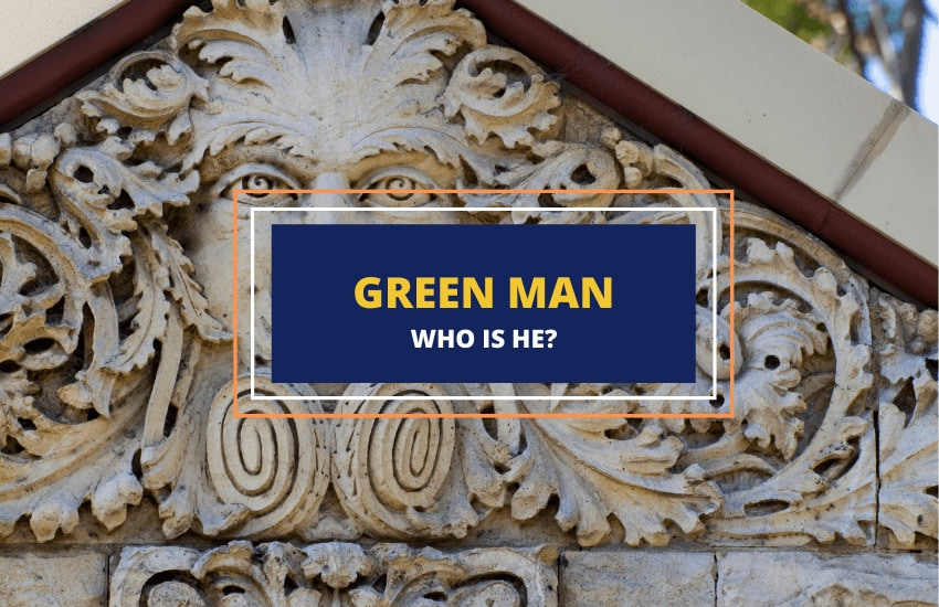 Who is the green man