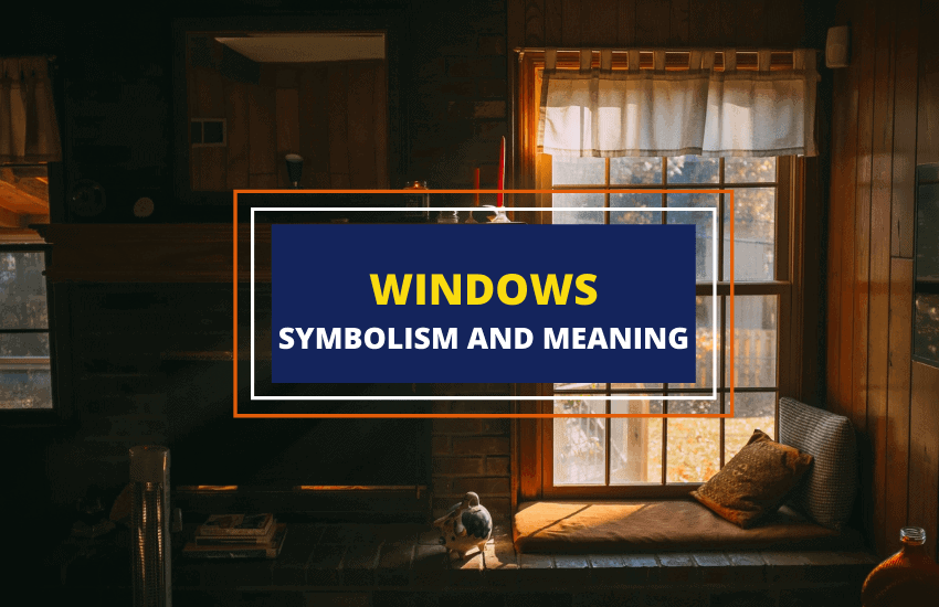 Window symbolism and meaning