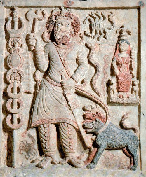 god Nergal from Hatra