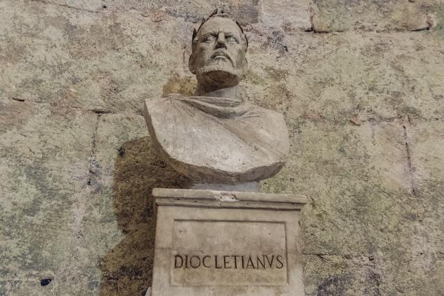 Diocletian Roman emperor