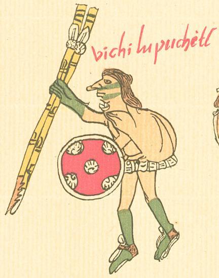 Huitzilopochtli human