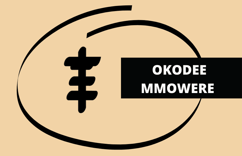 Okodee Mmowere symbol meaning