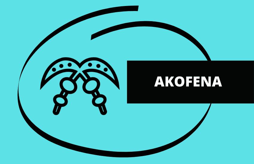 akofena African symbol