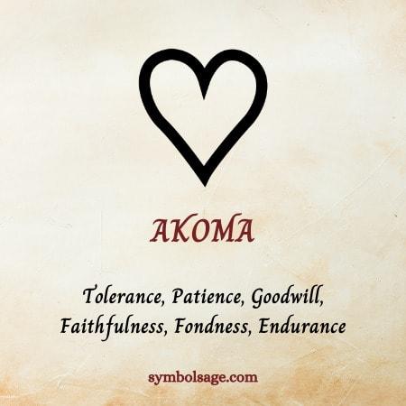 Akoma symbol meaning