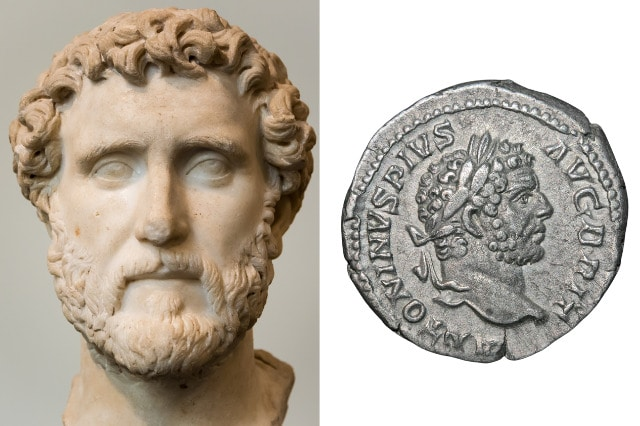 Antoninus roman emperor