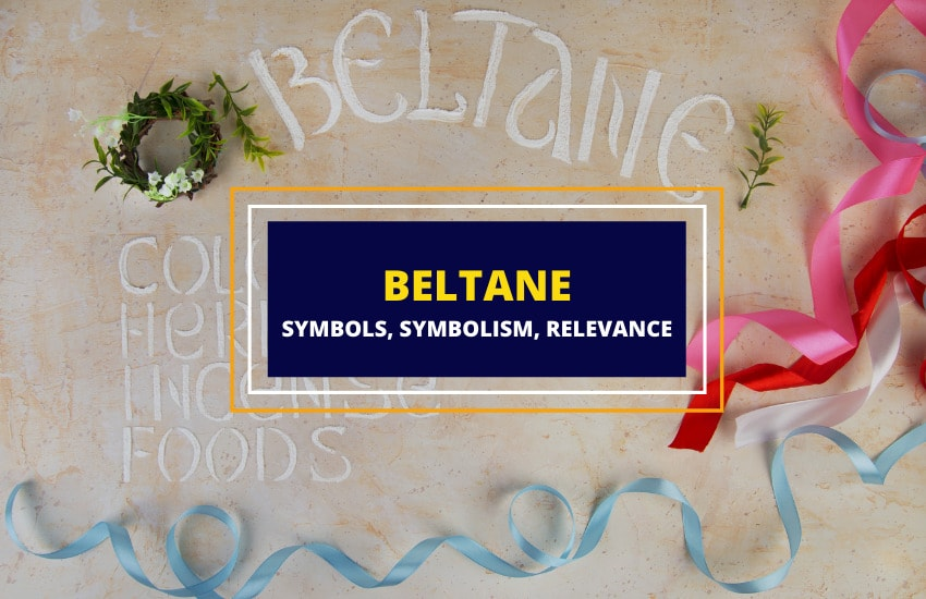 Beltane symbols and meaning