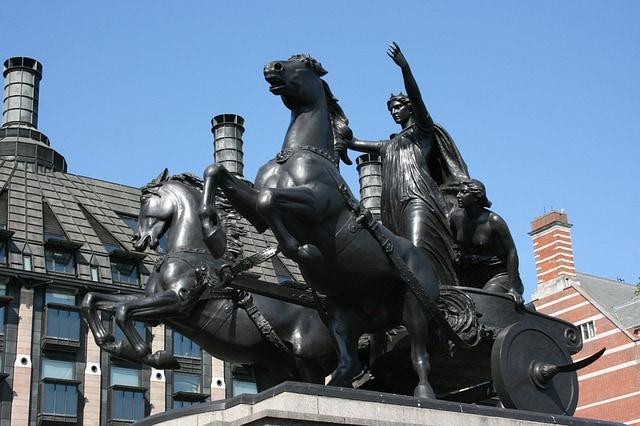 Boudica warrior