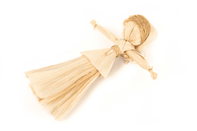Corn doll Brigid