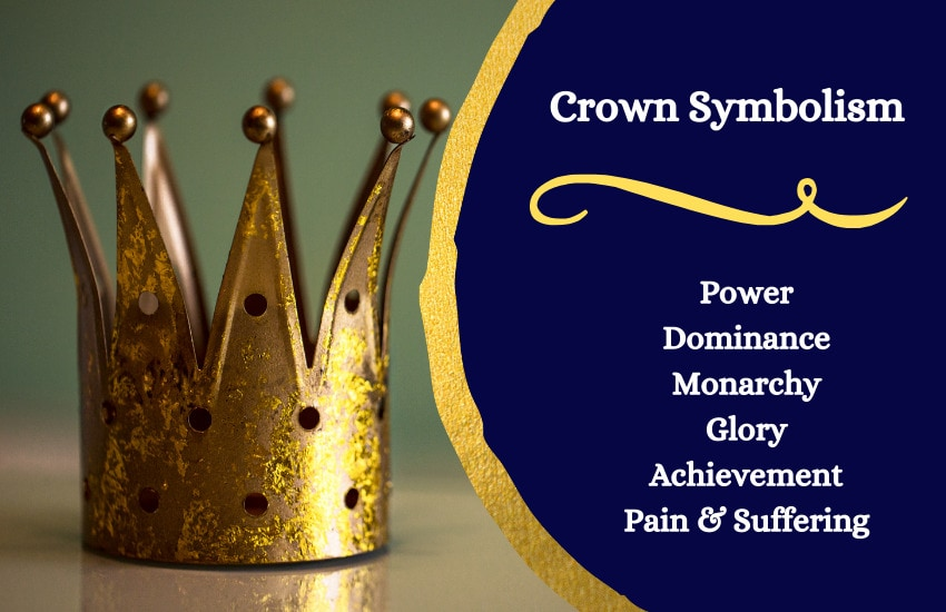Crown symbolism