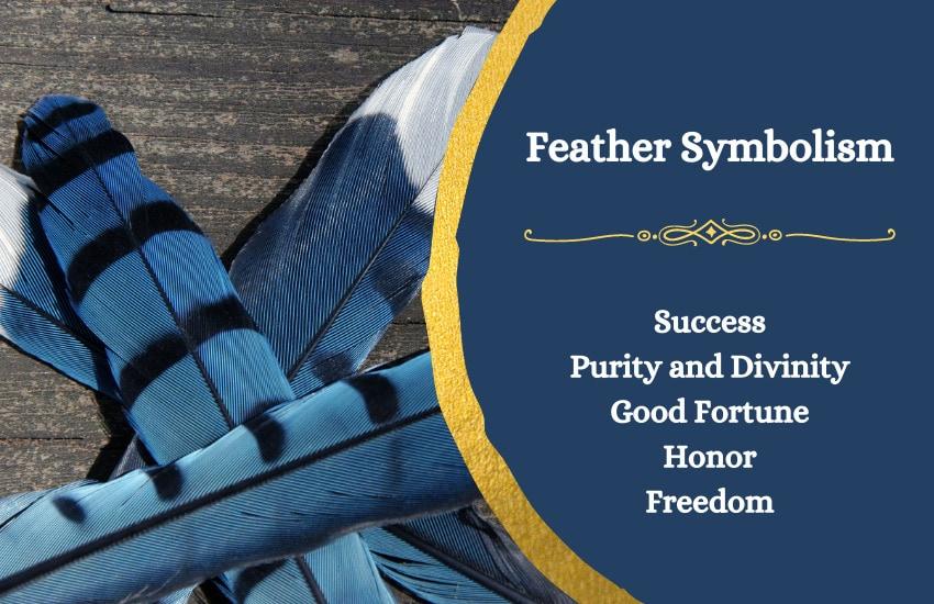Feather symbolism