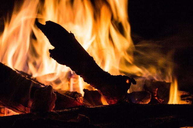 Fire at imbolc