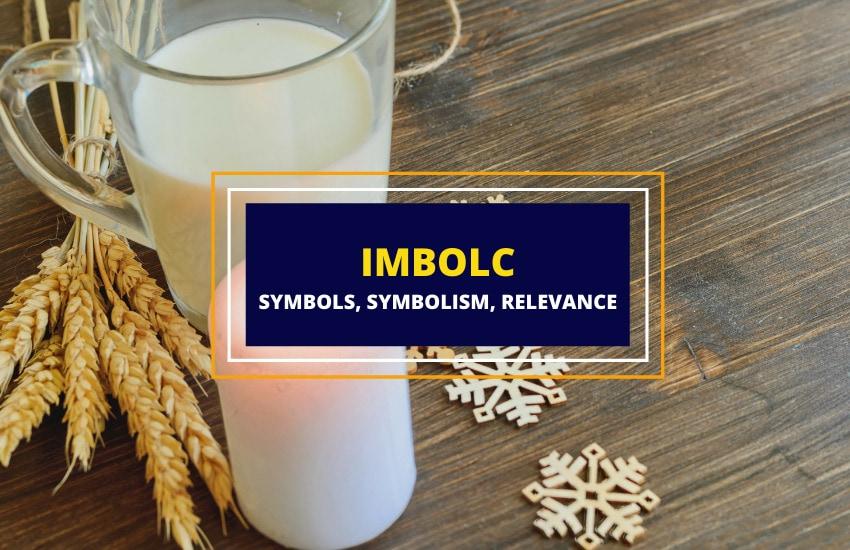 Imbolc symbols relevance
