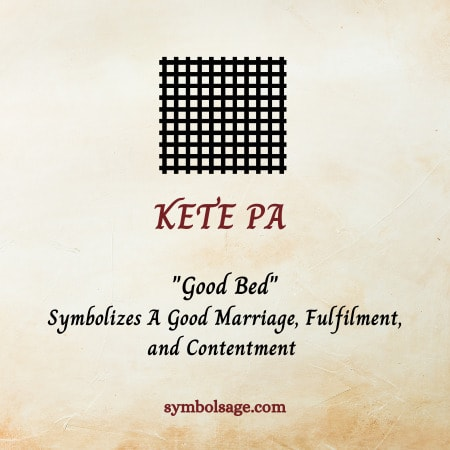 kete pa meaning