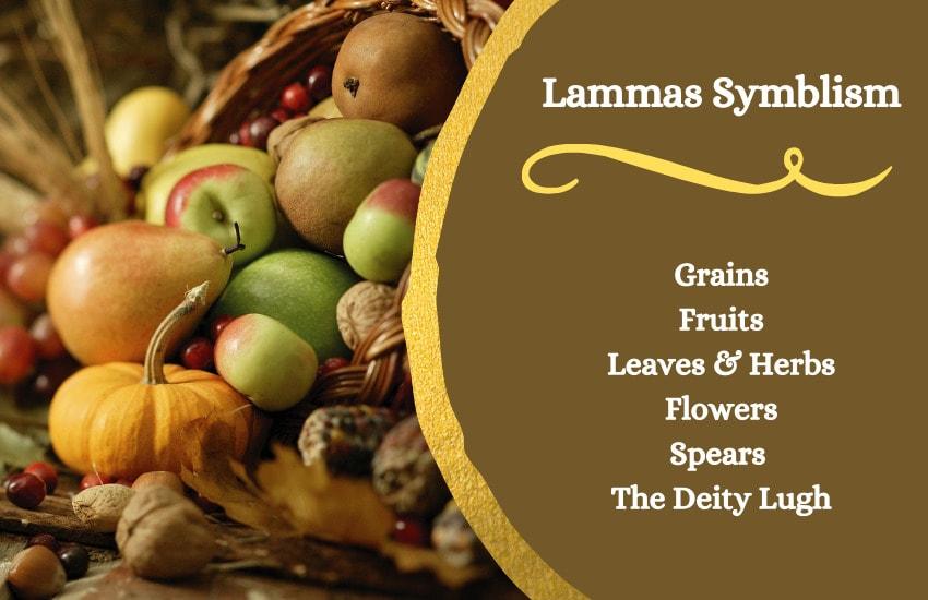 Lammas symbols list