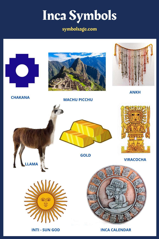 List of Inca symbols