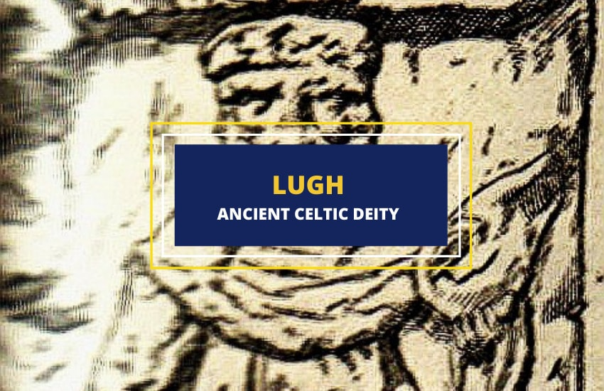 Lugh ancient Celtic deity