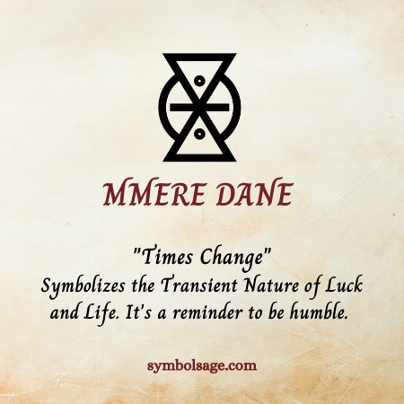 Mmere Dane symbol meaning