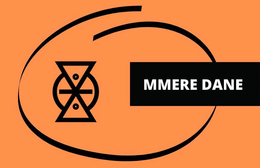 Mmere Dane symbol