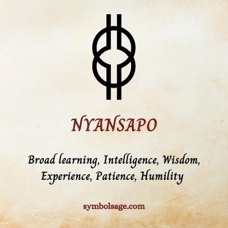 nyansapo symbol meaning