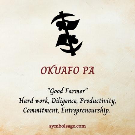 Okuafo pa symbolism