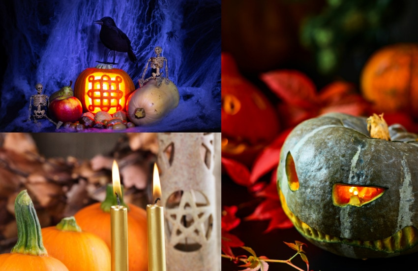 Samhain festivities