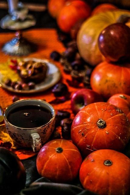 Samhain foods