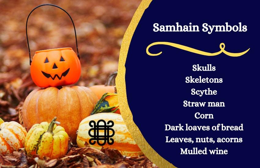 Samhain symbols