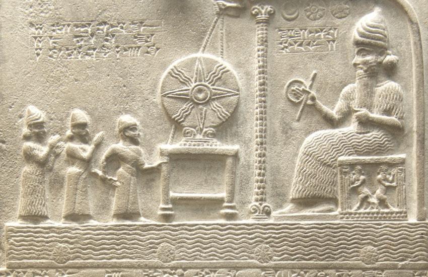 Shamash tablet