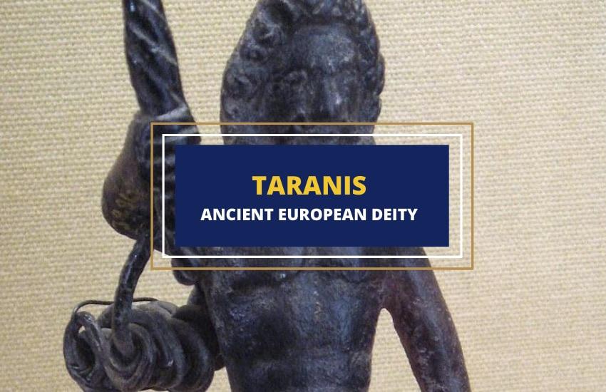 Taranis Celtic deity