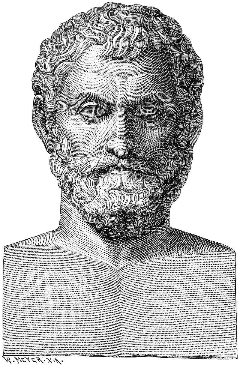 Thales Greek philosopher