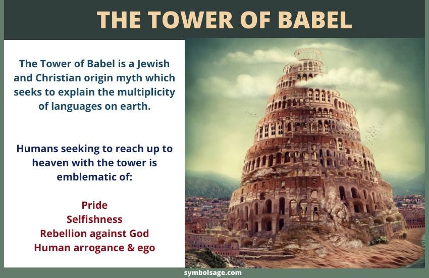 Tower of babel symbolism