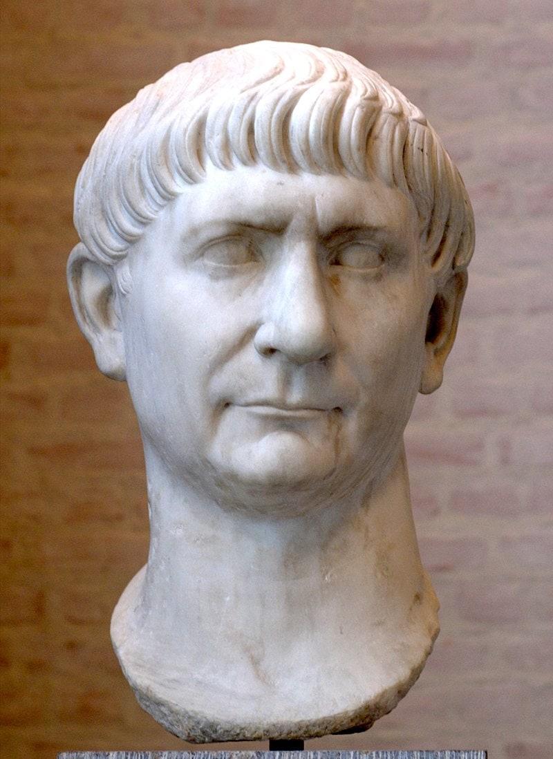 trajan emperor