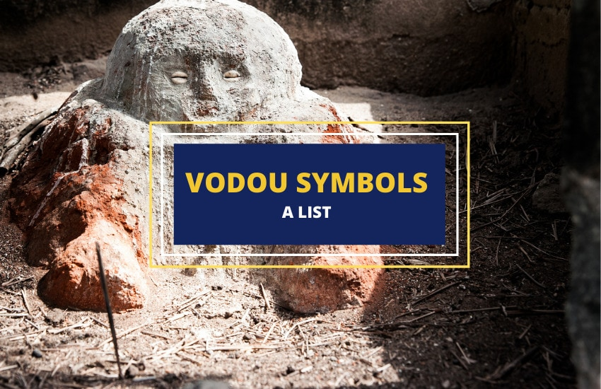 Vodou symbols list
