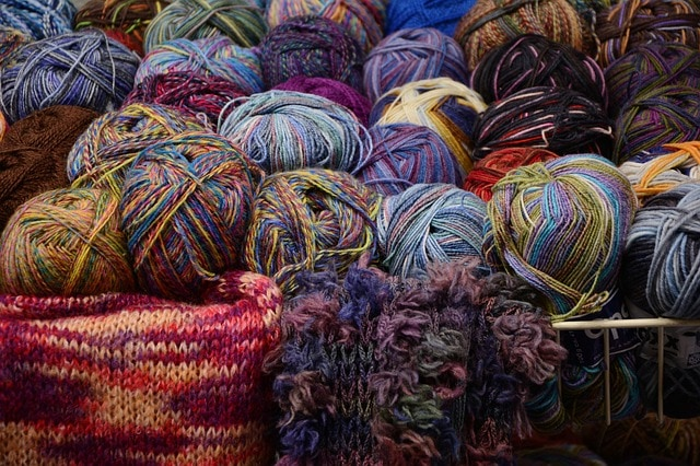 Wool and textile