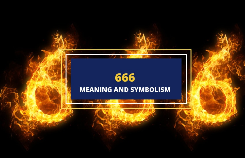 666 meaning religion