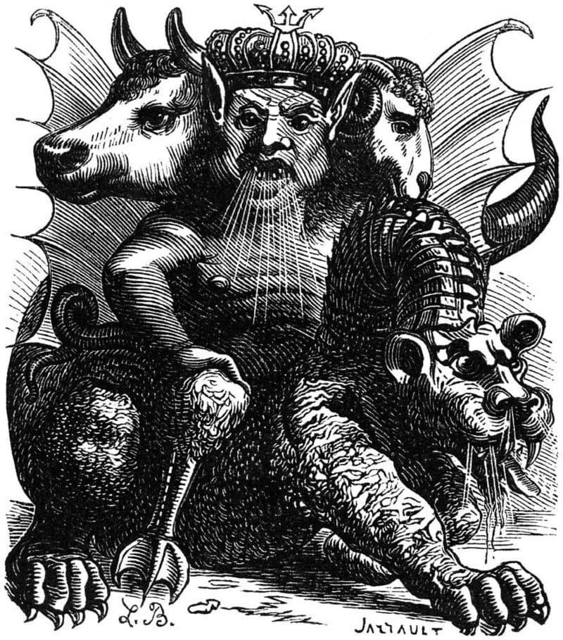 Asmodeus demon