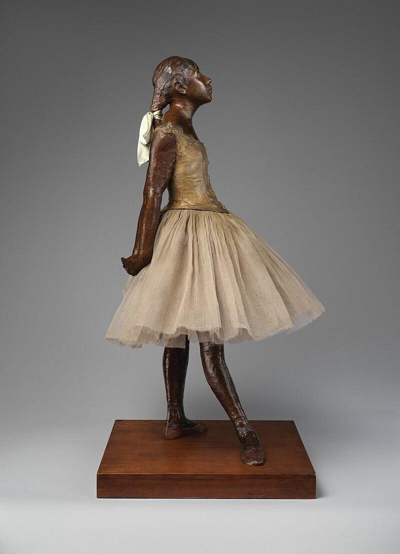 The Little Fourteen Year Old Dancer
