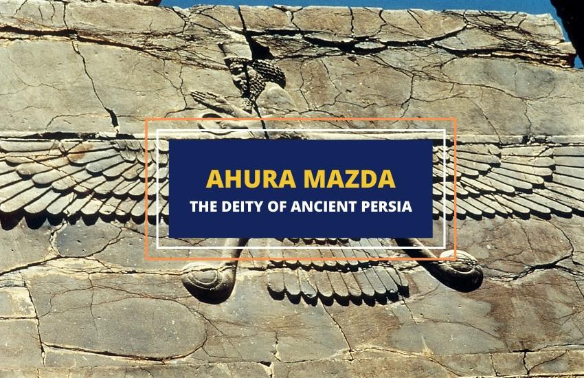 Ahura Mazda meaning symbolism