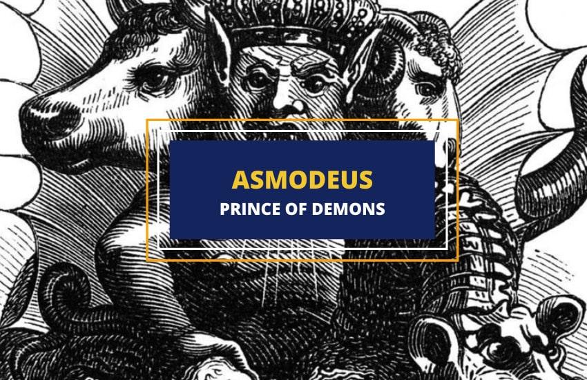 Asmodeus prince of demons