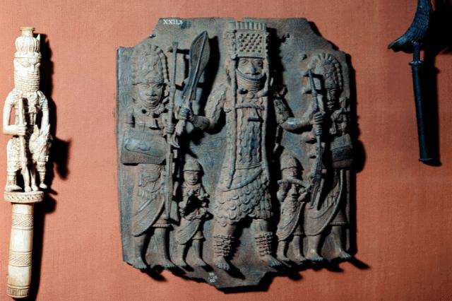 Benin bronzes nigeria