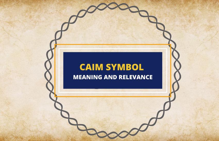 Caim symbol meaning
