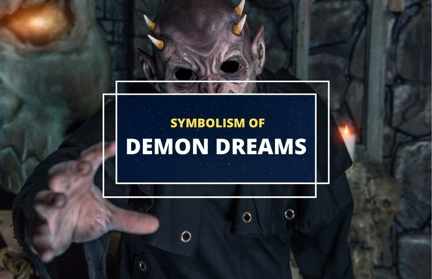 Demon dream meaning