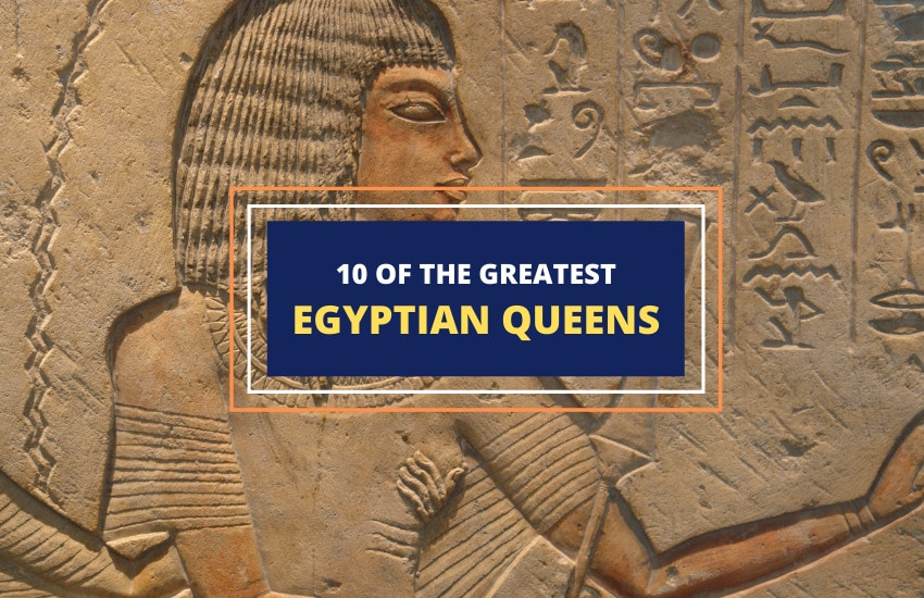 Egyptian queens name list