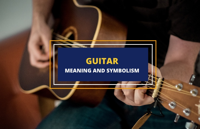 Guitar symbolism and meaning