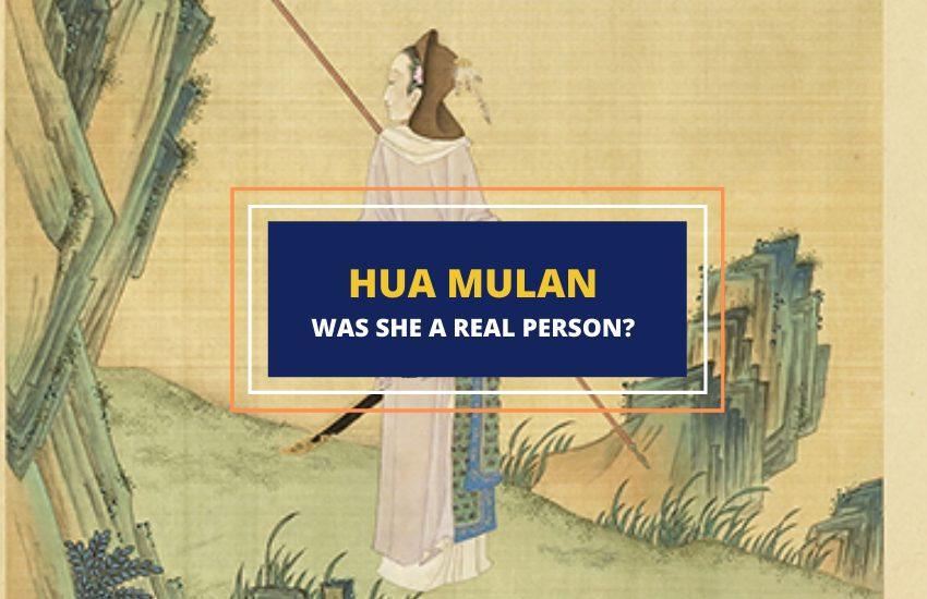 Hua Mulan history