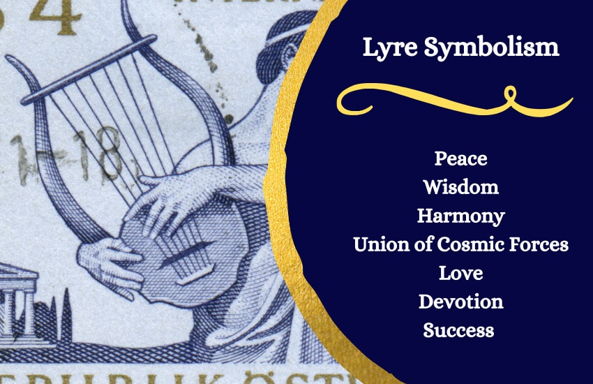 Lyre meaning symbolism